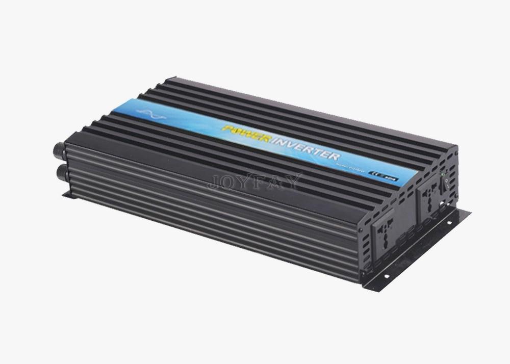 2000W Pure Sine Wave DC 12V to AC 220V Power Inverter