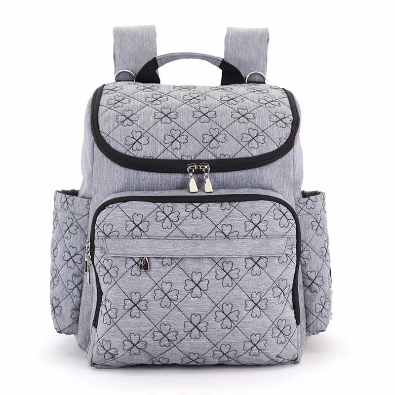 Diaper Bag Fashion Mummy Maternity Nappy Bags Travel Backpack Multifunctional Baby Care Stroller Bags Nappy Changing Organizer fashion cute panda baby mummy diaper nappy bags keep fresh lunch breast milk bag thermal portable travel picnic hobos baby care