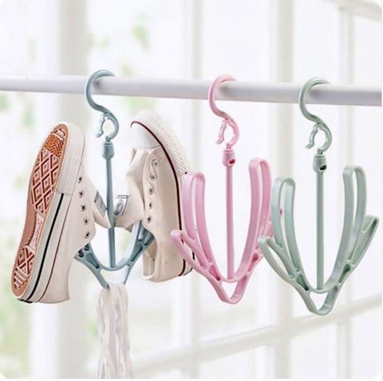 Tie and Belt Hanger -10 Hook Image