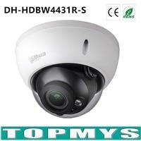 Free Shipping 4pcs Lot Dahua POE IPC HDBW4431R S 4MP IP Camera Replace IPC HDBW4421R IK10