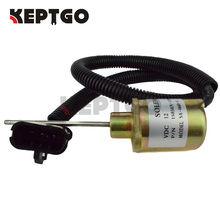 New Fuel Shutoff Solenoid for Kubota 05 06 series 25-38109-06Z SA-5157 12 Volt