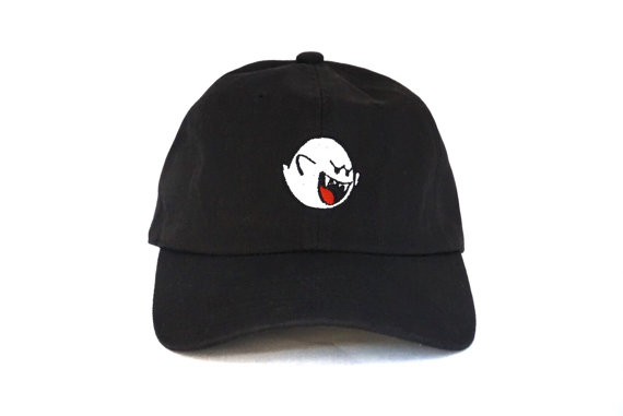 f2530f780b834 VORON Mario Ghost Hats The New Design Exclusive Release Dad Hat Men Women Baseball  Cap Cartoon Lovers Snapback No Structure-in Baseball Caps from Apparel ...