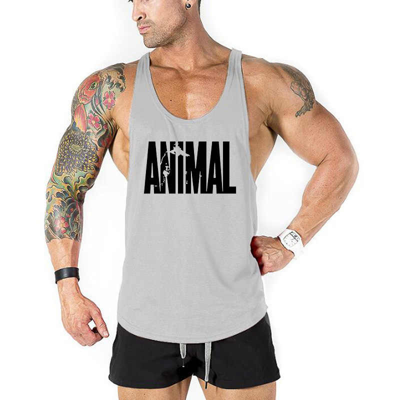 a77d9a39cc31 ... Muscleguys Gyms Clothing Bodybuilding Singlets Mens Tank Tops Shirt,Fitness  Men's Gyms Stringer Tank top ...