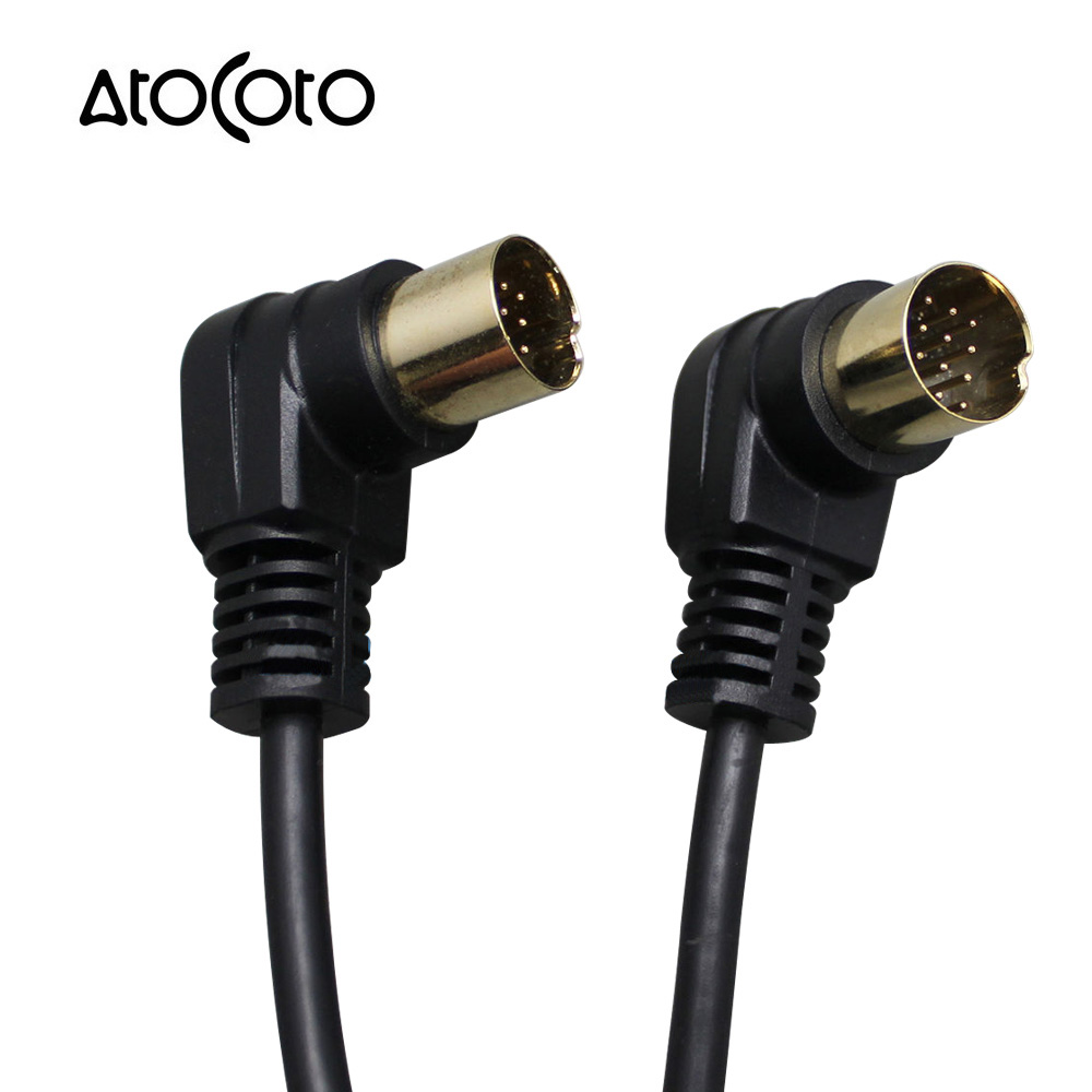 13Pin Male to Male Cable For Clarion CD Changer Unilink data Link C ...