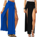 Free Size Fashion Summer Women Skirt High Waist Sexy Casual Skirt Hot Sale 4 Colors Blue Pink White Black Saia Casual