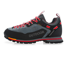 High Quality Men Hiking Shoes Waterproof Mountain Climbing Shoes Outdoor Hiking Boots Trekking Sport Sneakers Man Hunting Shoes