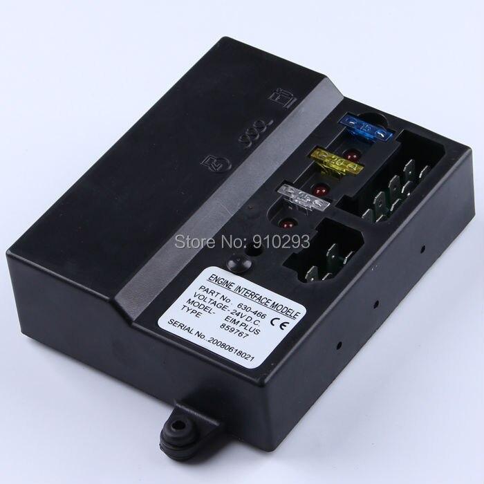 acessorios gerador eim 630466 24 v placa de controle partida 04
