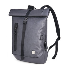 Camouflage Mens Backpack Large Capacity Waterproof Carry Laptop External USB Charging  Male Travel Bag B00283