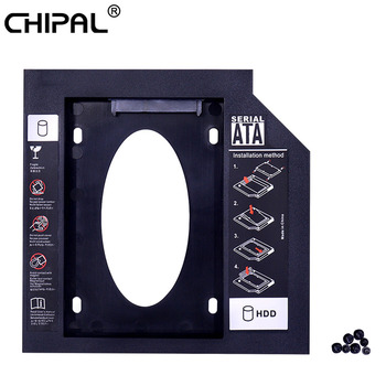 CHIPAL Universal SATA 3,0 2 й HDD Caddy 9,5 мм для 2,5 ''9 мм 7 мм SSD чехол Корпус жесткого диска для ноутбука, для ноутбука, для,|hdd caddy 9.5mm|2nd hdd caddy2nd hdd caddy 9.5mm | АлиЭкспресс