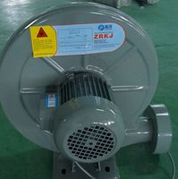 Air Blower Centrifugal 220V 750W Exhaust Fan For CO2 Laser Engraving