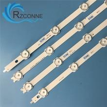 Striscia di Retroilluminazione A LED Per 42LN519C 42LN570S 42LN549C TX L42B6B TX L42BL6B 42LN549E 42LN613S 42LN613V 42LN613S