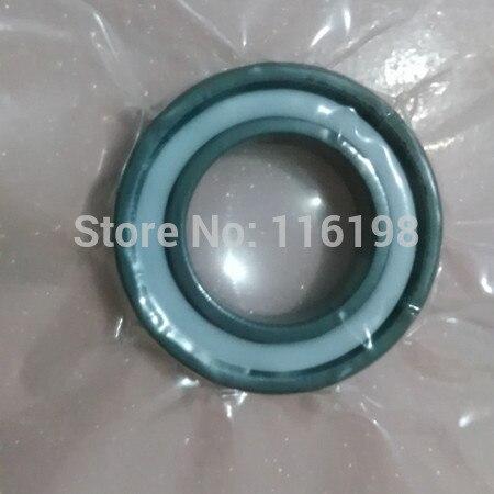 7203 7203 CE SI3N4 roulement à billes à contact oblique en céramique 17x40x12mm