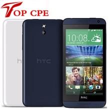 """Оригинальный HTC Desire 610 Кач Ядро Мобильного телефона 4.7 """"Сенсорный Экран 1 ГБ RAM 8 ГБ ROM GPS Wifi Разблокирована 3 Г 4 Г Android восстановленное телефон"""
