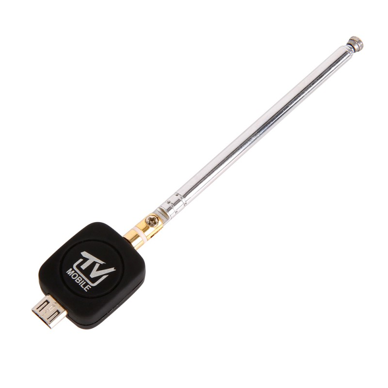 Mini Micro USB DVB-T Tuner Connectors TV Receiver Dongle/Antenna Satellite Receiver Connector for Android Phone c18 iec to mcx antenna pigtail cable adapter connector for usb tv dvb t tuner new