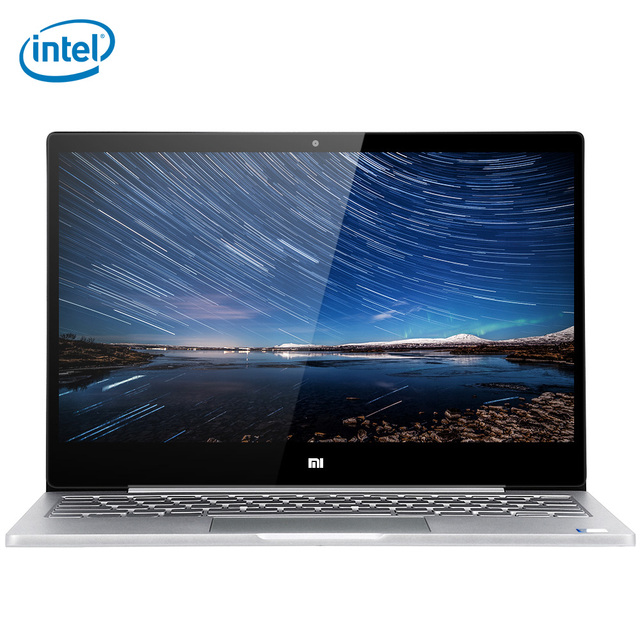 Xiaomi Air 12 Notebook 12.5 Inch Windows 10 Laptop 7th Gen Intel Core M3-7Y30 Dual Core 1.0GHz 4GB RAM 256GB SSD BT 4.1 Type-C