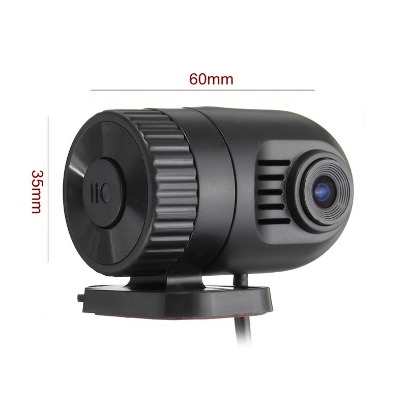 Mini 360 Degree Car 1080P DVR Camera Video Recorder Dash Cam Night Vision G-Sensor Camcorder 140 Degree 9