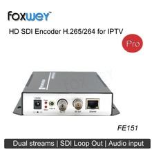 Quality 1080P 60fps HD SDI encoder H264 encoding,rtmp wowza support for IPTV solution live stream , webcasting, broadcast mini hd 1080p iptv encoder hdmi h 264 head end 60fps saving solution for live streaming iptv broadcasting