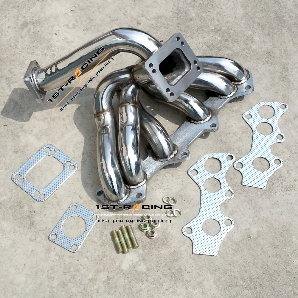 Turbo Charger Exhaust Manifold Header For Toyota Supra