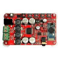 Tda7492p 50 w + 50 w 무선 블루투스 4.0 오디오 수신기 디지털 앰프 보드 aux 보드