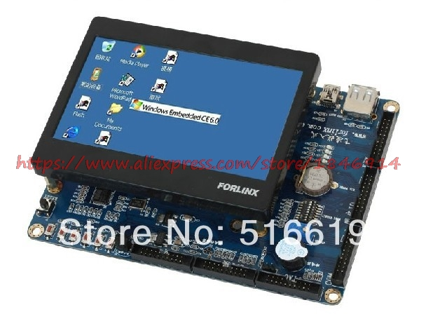 Free shipping arm11 S3C6410 OK6410-A Development board  +4.3 Inch Touch Screen +14DVD /USB to serialFree shipping arm11 S3C6410 OK6410-A Development board  +4.3 Inch Touch Screen +14DVD /USB to serial