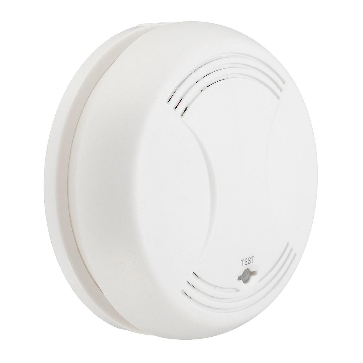 NEW Carbon Monoxide Poisoning Smoke Gas Sensor Warning Alarm Detector Tester Home Security High Sensitive smoke alarm gas detector audio sound high fidelity sensitive monitor microphone