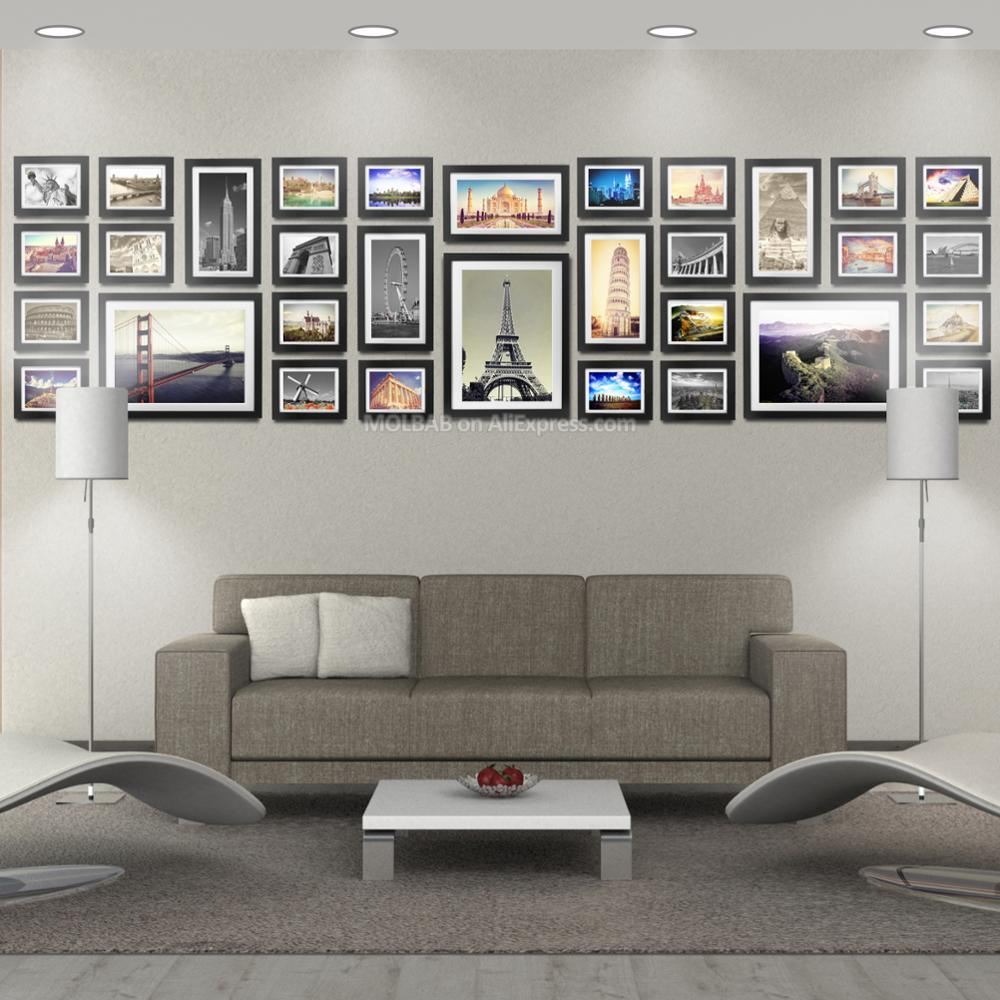 Large Wall Frames popular large wooden frames for wall decoration-buy cheap large