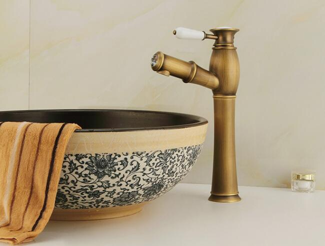 Brass Copper Sink Kitchen Faucet bathroom & kitchen pull out taps mixer hot and cold water basin faucets tap bathroom accessory цена 2017