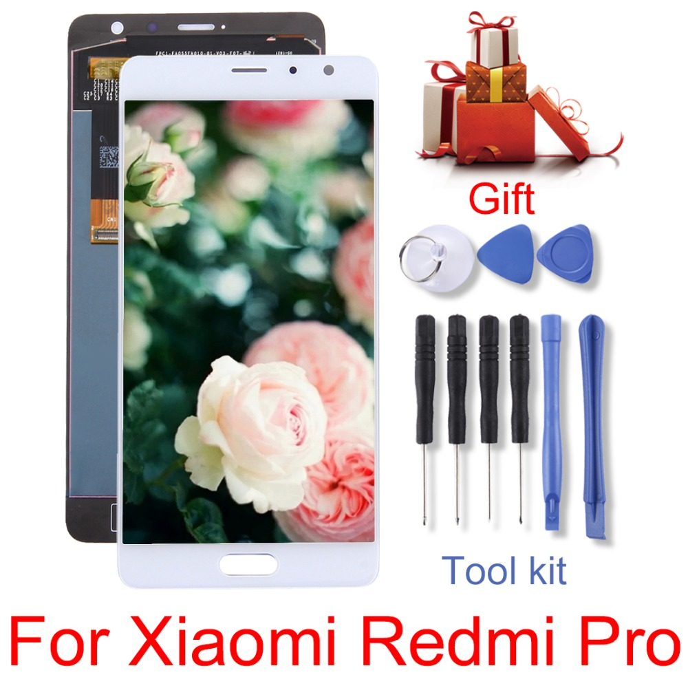 H    New for Xiaomi Redmi Pro LCD Screen and Digitizer Full Assembly repari partsH    New for Xiaomi Redmi Pro LCD Screen and Digitizer Full Assembly repari parts