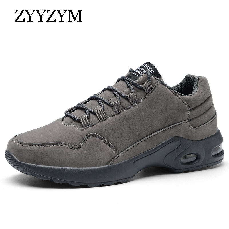 ZYYZYM Homens Moda Sapatilhas Leves de Primavera/Outono Sapatos Casuais Homens Respirável Sapatos Confortáveis Sapatos de Tamanho Grande 39-45