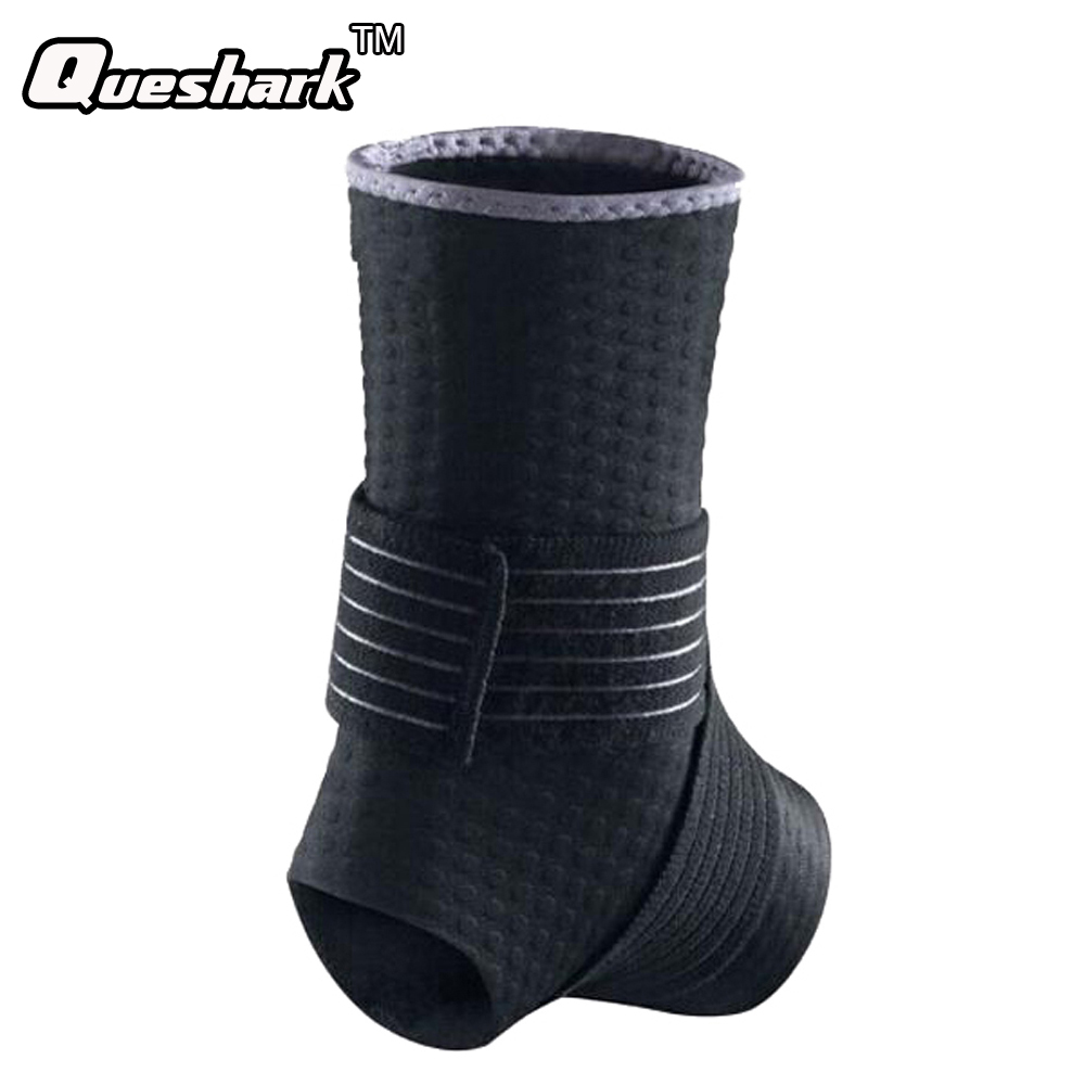 1 PCS Sports Safety Ankle Brace Support Basketball Volleyball Ankle Support Badminton Elasticity Ankle Protector Chevilles shuoxin sx662 sports basketball elastic ankle foot brace support wrap black