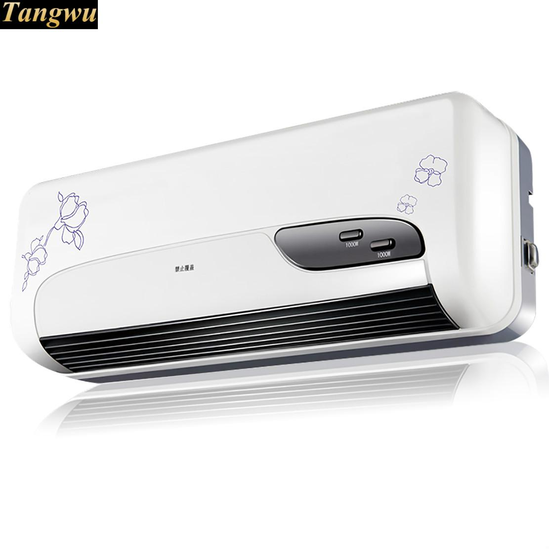 где купить Heater home heater waterproof bathroom electric indoor wall-mounted heaters electrical дешево
