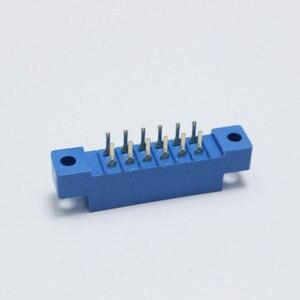 Image 5 - 30 قطعة/الوحدة 805 بطاقة حافة موصل 3.96 ملليمتر الملعب 2x6 صف 12 دبوس PCB فتحة اللحيم المقبس SP12 تراجع لحام كتلة نوع
