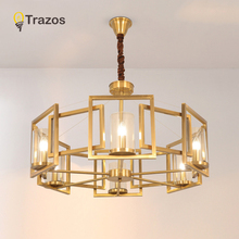 Современные светодио дный светодиодные двойная спираль золото люстра освещение для фойе лестницы спальня отель HallCeiling висит Подвесная лампа