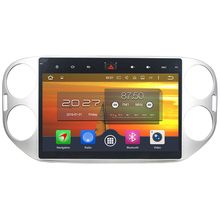 Octa Core 4GB RAM 32GB ROM Android 6.0.1 Car Multimedia Player Bluetooth Stereo FM Radio MP3 For Volkswagen Tiguan 2013-2015