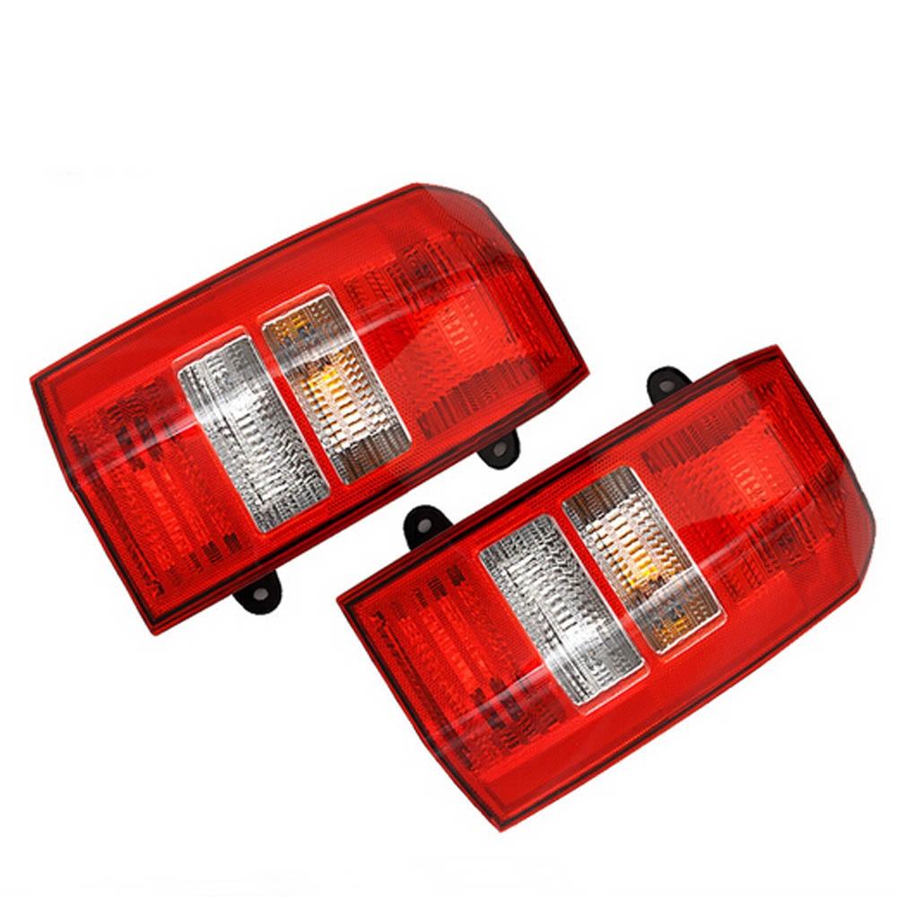 Внешнее левая правая сторона хвост заднего тормоза резервного копирования сигнала поворота света лампы дома держатель Ассамблеи запасные части для Jeep Патриот