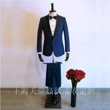 Новые Брендовые мужские английские костюмы костюм Блейзер Костюмы шерсть ретро джентльмен стиль на заказ madefor для мужчин 3 шт.(куртка+ брюки+ жилет