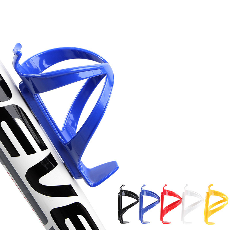 Sports Cycling Accessories Plastic Bike Cages Adjustable Water Bottle Holder