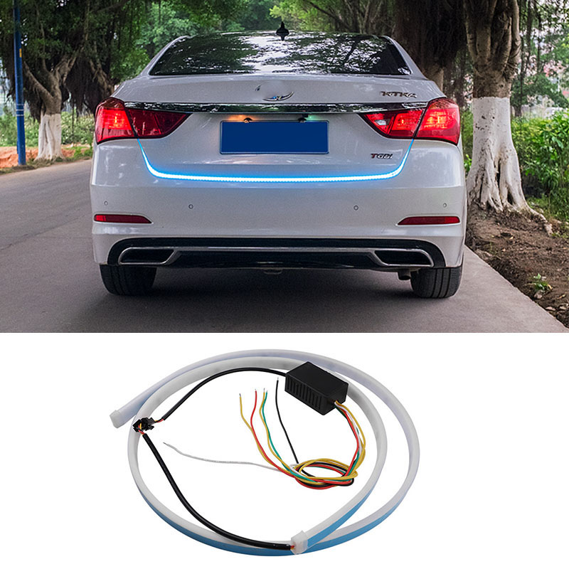 Multi-function Car-Styling Signal Lamp Tail Light for honda civic accord crv fit renault megane logan laguna 2 megane 2 captur lsrtw2017 car styling car trunk trims for honda crv 2017 2018 5th generation