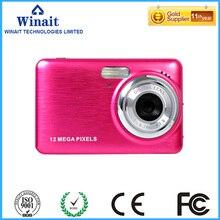 """HD 12 мегапикселей цифровая камера с 2.7 """"TFT Дисплей видеокамера Бесплатная доставка"""