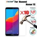 10 шт. оптовая продажа Новая защитная пленка из закаленного стекла против царапин для Huawei Honor 7C/7 Play/Enjoy 8E Y5/Y6/Y9 2018 Nova 3