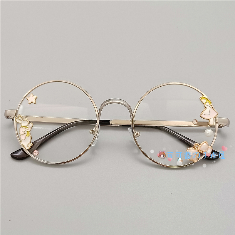 Lolita Harajuku Kawaii Glasses 2