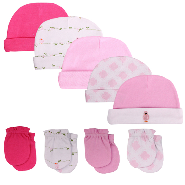 2019 Real Limited Unisex 0-6 Months Fitted Soft Cotton Fabric baby Boys Hat & Caps newborn photography accessories
