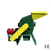 CF198 7.5HP Gasoline Engine Hammer Mill