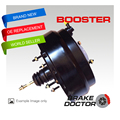 "Brake Booster For Toyota Land Cruiser 90 Pardo 1996-1999 RZJ9#,VZJ9# LHD BD-110 8+9"" FreeShipping"