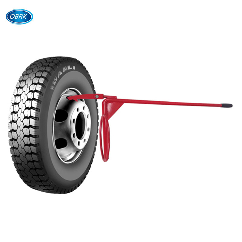 Large Truck Double Tire Replacement Tools Tyre Changing Tool Hook Puller Tire Removal Tool For Cart discharges Both Tires