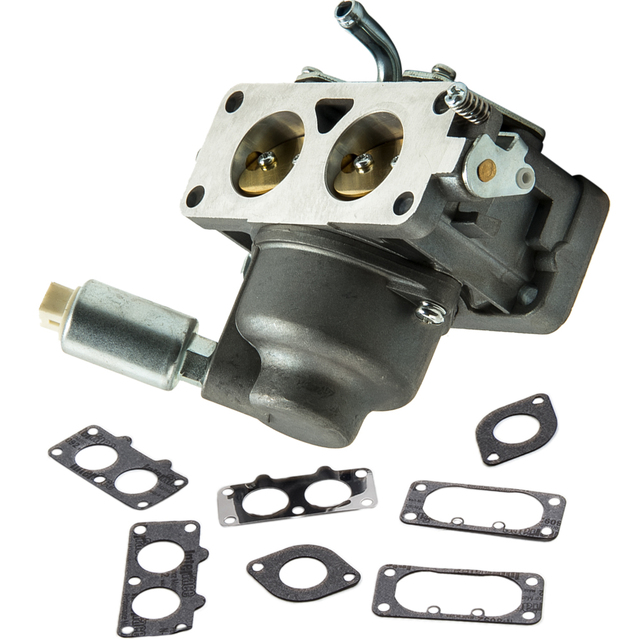 US $89 0 |Carburetor Carb for Briggs & Stratton 791230 799230 699709 499804  20Hp 21Hp with Gasket 24Hp V Twin Engine-in Carburetors from Automobiles &
