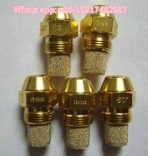 (4 cái/lô) 60 độ kim phun Diesel Burner vòi phun, nặng đốt dầu thiết bị, vòi phun nhiên liệu, dầu thải Burner vòi phun