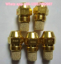 (4 stuk/partij) 60 graden Diesel injectoren Brander nozzles, zware olie brandende apparatuur, brandstof nozzle, afval Oliebrander nozzle