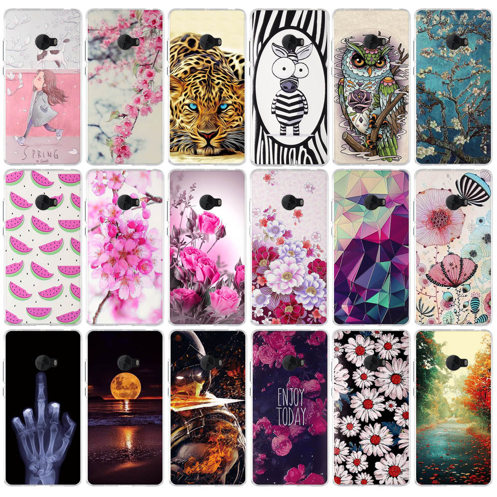 Bags Phone-Protection-Cases Mi-Note 2-Case Xiaomi Painting-Cover For 2-Shell