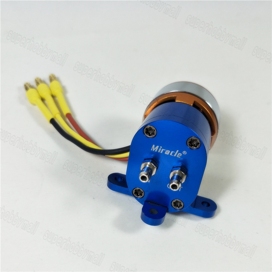 купить Smoke Pump with Brushless Motor and ESC for Gas Engine RC Airplane по цене 3679.34 рублей